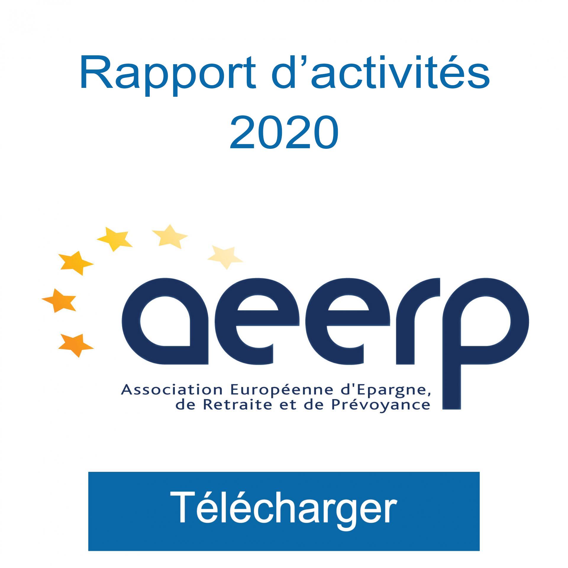 Rapport d activites 2020